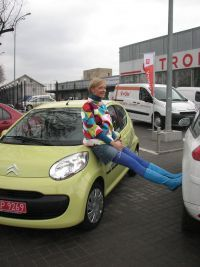 Василиса Фролова обзавелась еще одним авто Ситроен