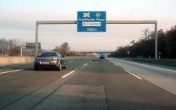 В Германии законопроект о автодорожных камерах объявлен неконституционным