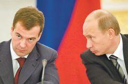 Медведев не сохраняет образование министерства по сооружению дорог