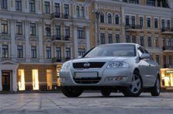 Результаты реализаций марки Ниссан компании «Ниссан Двигатель Украина» за март 2008 года