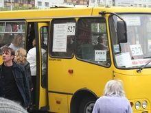 Автолюбители маршруток гарантируют послезавтра блокировать центр Киева