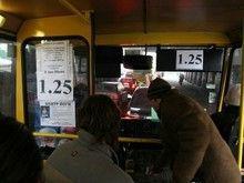 Киевские перевозчики угрожают всеукраинской стачкой