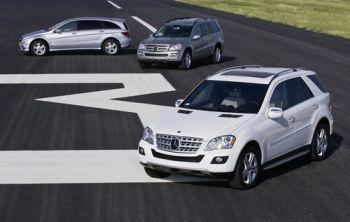 Мерседес выпустит собственные SUV с дизельными агрегатами BlueTEC