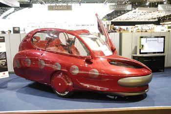 Наиболее безобразные машины Женевы