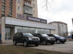 Зал СанЙонг раскрылся в Хмельницком