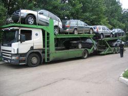 Импорт иностранных автомобилей на Украину будет урезан