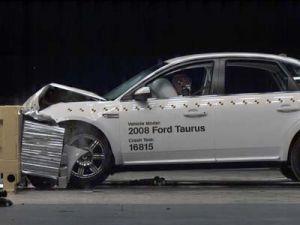 Форд сменит манекены людьми в краш-тестах