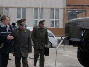«Урал» останется главным военнослужащим авто