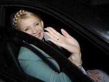 Тимошенко запретила перекрывать перемещение для собственного кортежа
