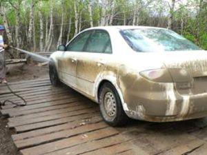 Градоначальник Одессы запретил перемещение нечистых авто по городу
