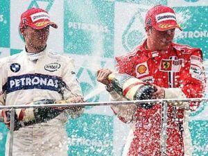 Кими Райкконен выиграл Гран-при Малайзии