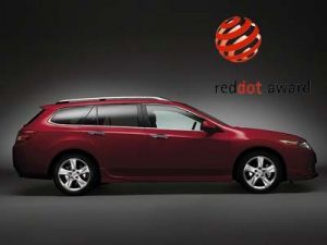 Хонда Аккорд Тюнер обрела элитную премию за внешний вид