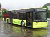 Киев скупит 500 свежих автобусов, троллейбусов
