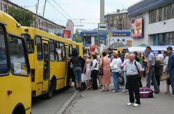 В определенных маршрутках Киева «тихо повысили цены»