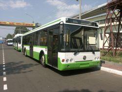 На Украине вышли свежие автобусы ЛиАЗ