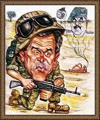 Вчера в Киев приезжает Джордж Буш. Поэтому закроют автотрассу от Борисполя до Киева