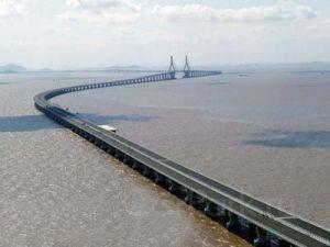 В КНР будет самый короткий во всем мире мост