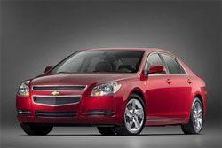 General Motors принужден закончить изготовление хита Малибу из-за стачки поставщика