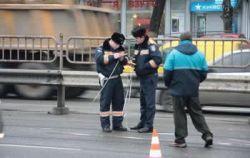 Сын парламентария Киеврады на внедорожнике расколол «Жигули» с милиционерами и исчез