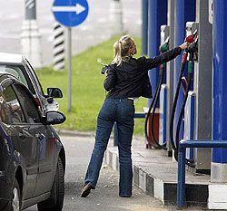 Стоимость на газ «пошла на снижение»