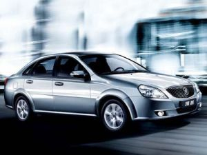 Buick обновил компакт-седан Excelle
