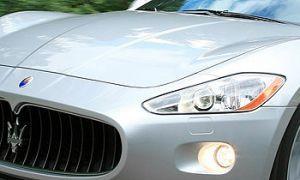 Мазерати делает автомобиль с откидным верхом Грантуризмо 2010