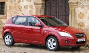 Киа Cee'd обрел 2-литровый турбированный дизель