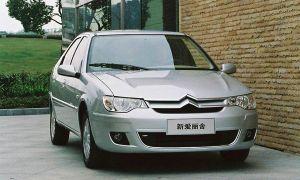 В КНР появился Ситроен C-Elysee