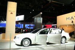 Maybach 62С Landaulet будет в залах в начале декабря по стоимости .35 млн!