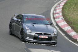 Разведывательные фото нового Ниссан GT-R Spec V!