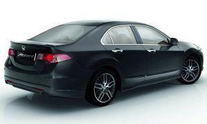 Хонда продемонстрировала спортивную версию Аккорд Евро
