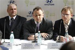 Хендай озеленяет Украину