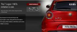Альфа Ромео продемонстрировала логотип новом модификации Mi.To!