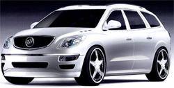 General Motors обновляет Buick для рынка Китая