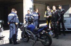 Киевские сотрудники ДПС пересядут на мопеды