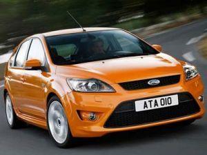 Свежий Форд Фокус выйдет 2010-2011 гг.