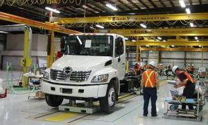 Японская Hino закрывает один из 2-ух предприятий в Соединенных Штатах из-за невысокого спроса