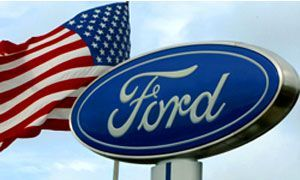 Форд Motor рассчитывает возвести автозавод в Украине