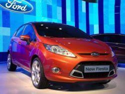 Форд продемонстрировал Фиеста С