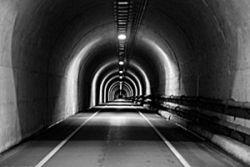 30% авто тоннелей в Европе не отвечают уровню безопасности