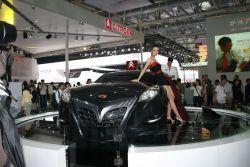 23 новинки – рекорд Джили на Пекинском автомобильном салоне