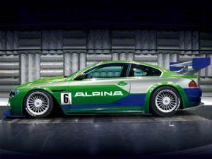Альпина возвращается в автомобильный спорт с модификацией B6 ДжиТи3