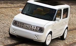 Ниссан начнет вывоз модификации Cube в Соединенных Штатах и Европу