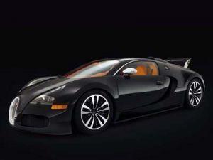 У Bugatti будет свежее уникальное издание Veyron Sang Noir