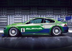 Альпина возвращается в автомобильный спорт