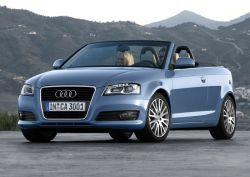 Ауди A3 Cabriolet - наиболее горячая премьера демонстрации «ВААИД Киев Автомотив Шоу 2008»!