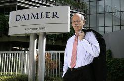 Даймлер не позволит себя поглотить