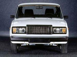 В Чечне произвели первые машины Лада 2107