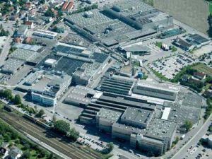 Автомобильный завод БМВ объявлен самым лучшим в Европе