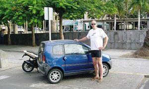 Клиенты малолитражных автомобилей в городе Москва обретут в подарок топливные карты